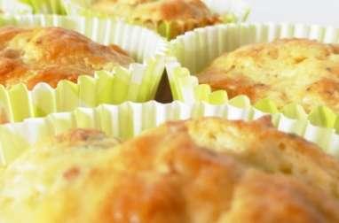 Muffins salés thon