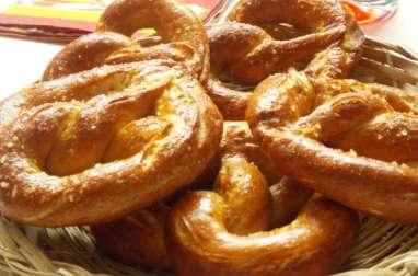 Bretzels ou Pretzels (en image)