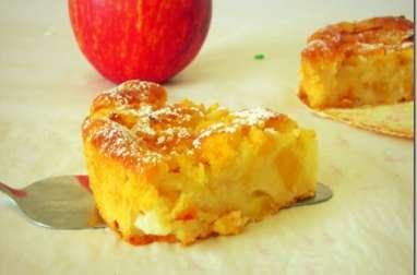 Gâteau aux pommes