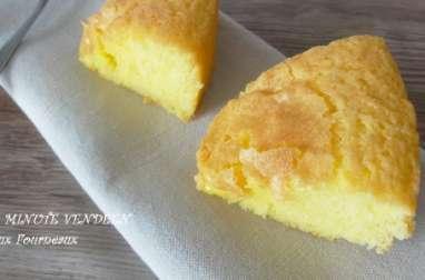 Gâteau Minute de Vendée maison