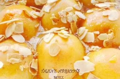 Tajine aux abricots et miel