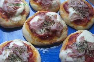 Les pizzettes