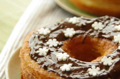 Cronut, moitié croissant, moitié donut