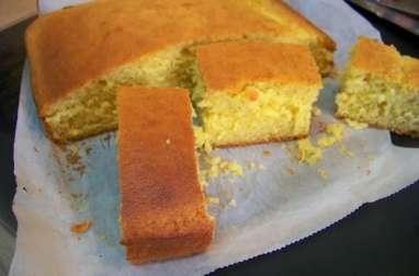 Cornebread ou pain de maïs américain