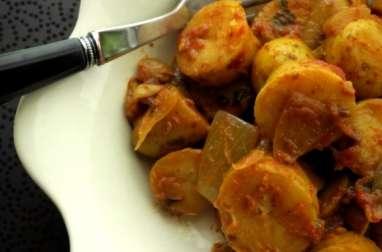Curry de pommes de terre de l'Himalaya