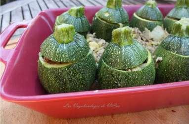 Rondes de Nice ou Grisettes de Provence, on aime les courgettes.