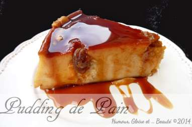 Pudding de Pain