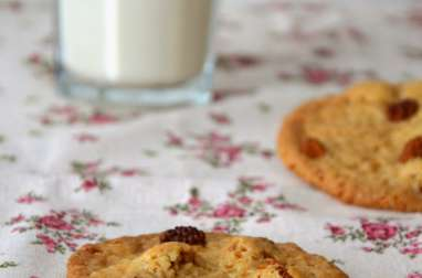 Chewy Cookies aux Mulberries