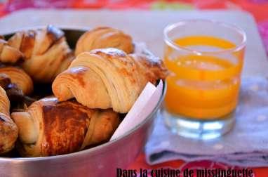 Croissants selon C. Felder