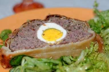 Pâté de Pâques (ou pâté berrichon)