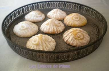 Mammouls libanais aux pistaches et aux noix