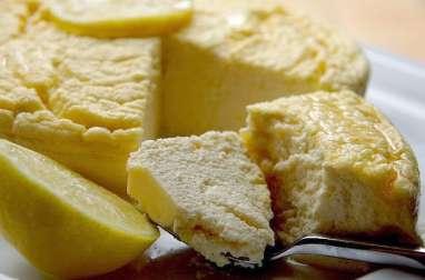 Cheesecake au citron et tofu soyeux