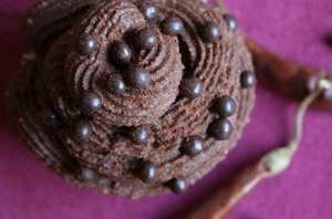 Cupcakes chocolat, piment et tequila