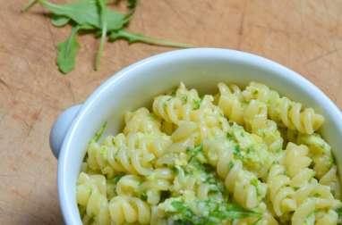 Pesto de Courgette et Roquette