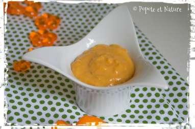 Abricot curd