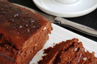 Cake ultra moelleux au chocolat et châtaignes