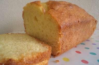Gâteau au yaourt très moelleux