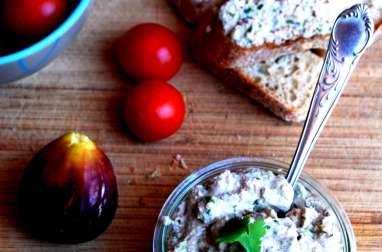 Crème express aux figues et noix