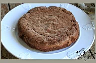 Gâteau, façon Truffe au Chocolat