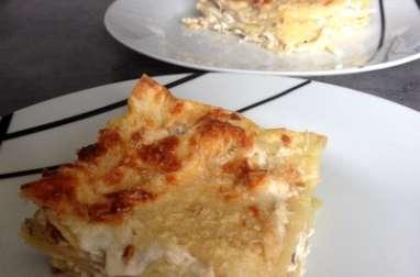 Lasagnes fromagères