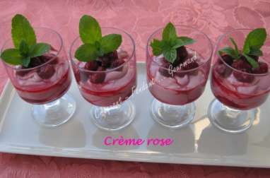 Crème rose pour octobre