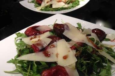 Salade d'automne aux figues