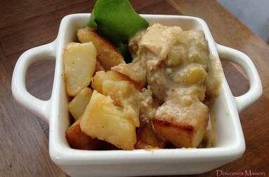 Filet Mignon de Porc au Camembert