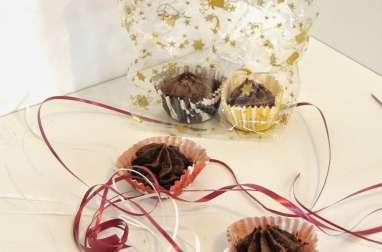 Truffes chocolat praliné