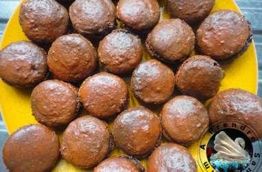 Macarons aux marrons et noisettes