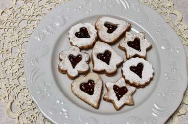 Biscuits Linzer