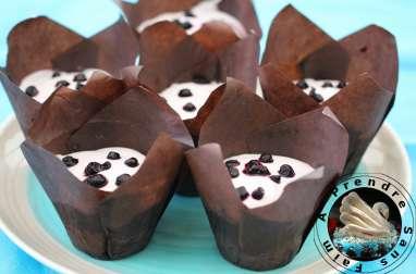 Cupcakes aux myrtilles