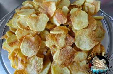 Chips fait maison