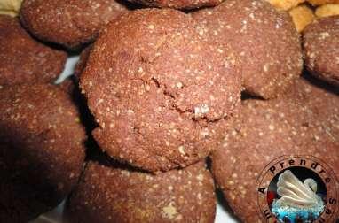 Macarons anglais au chocolat