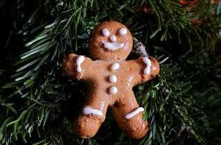Mannele, petit bonhomme et biscuits en pain d'épices, de la Saint-Nicolas