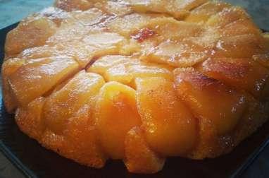 Moelleux aux pommes façon tatin