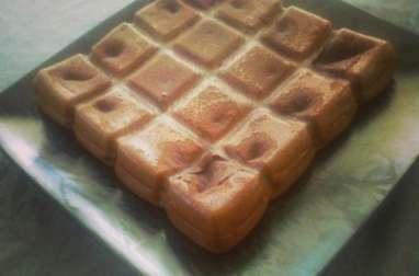 Le gâteau au mascarpone et au chocolat d'après Cyril Lignac