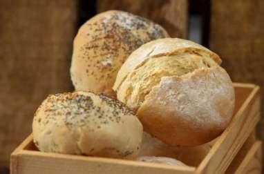 Petits pains de table
