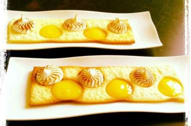 ma tarte au citron destructuré