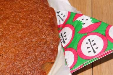 Gâteau de pain d'épice
