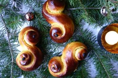 Lussekater