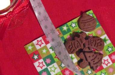 Les sablés des lutins du Père Noël