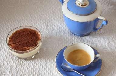 Tiramisu au café (classique)