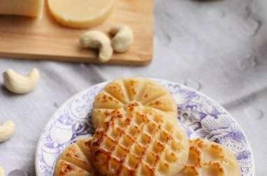 Massepain cuit de noix de cajou
