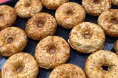 Donuts Jambon Fromage