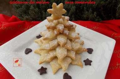 Gâteaux de Milan aux amandes