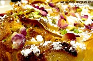 La gâteau serpent de JO