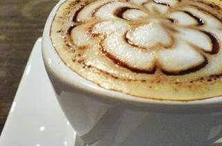Cappuccino instantané aux pépites de chocolat