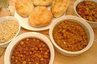 Dalma, plat vegan de santé, l'anti blues de l'hiver (Inde) - sans gluten