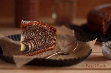 Zebra Cake au lait concentré