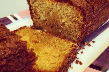 Gâteau vanille et fleur de sel